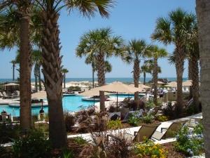 Rtiz Carlton, Amelia Island FL, Pool